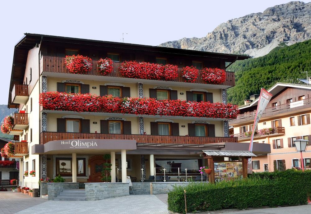 OLIMPIA Hotel B&B