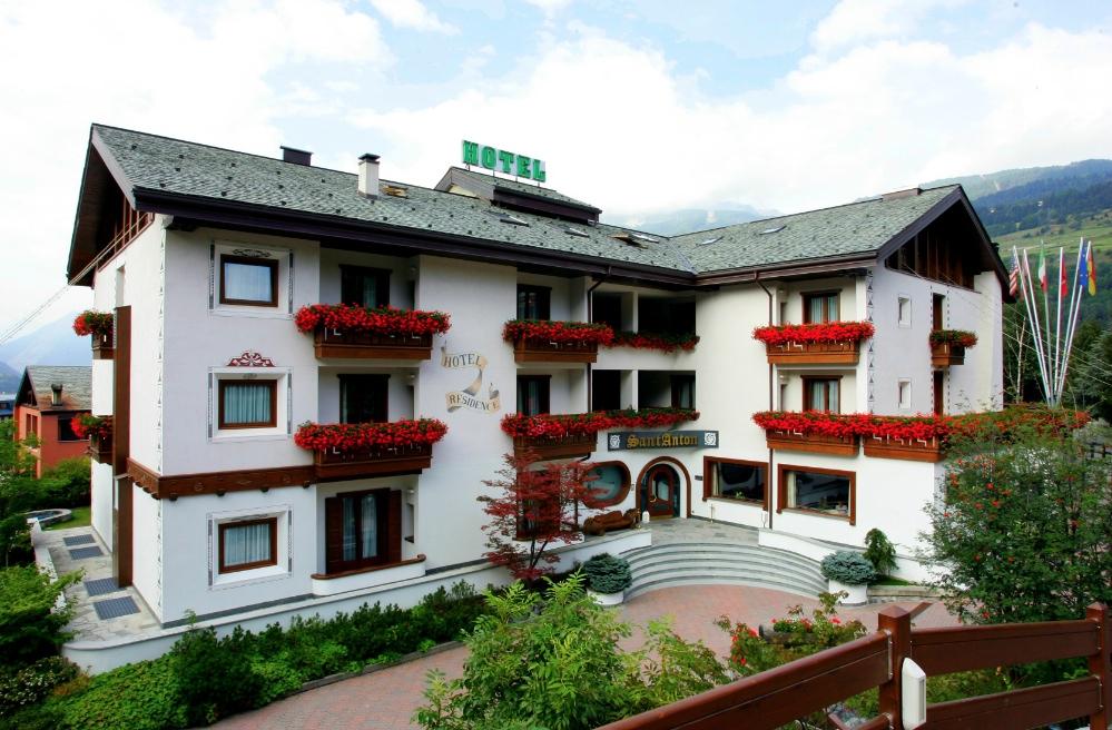 Albergo residence sant anton bormio - Hotel bagni vecchi a bormio ...