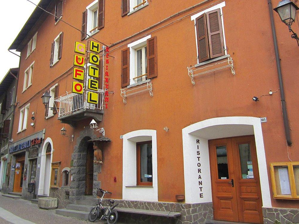 Hotel GUFO